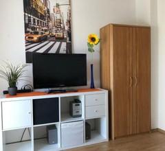2 Zimmer Wohnung mit Balkon - Nähe Messe 1