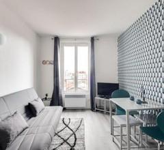 806 Suite Magic, Beautiful APT, Door of Paris 1