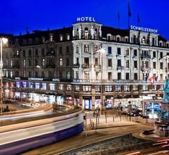 Hotel Schweizerhof Zürich 1