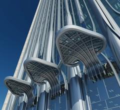 Vertical City Hotel 1