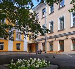 Austrian Yard at Furshtatskaya 16 1