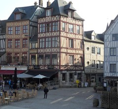 Hotel The Originals Rouen Notre-Dame 1
