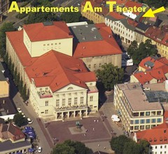 Appartements Am Theater 1