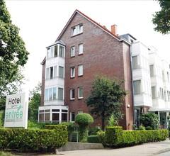 Entrée Hotel Groß Borstel 1