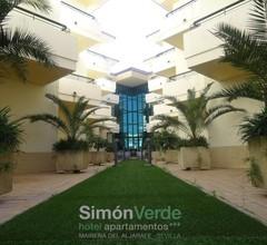 Hospedium Hotel Apartamentos Simón Verde 1