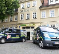 Thüringer Kloßhotel Goldene Henne 1