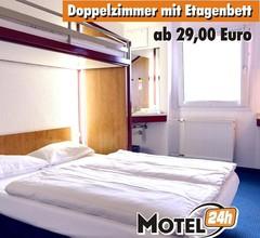 Motel 24h Köln 1