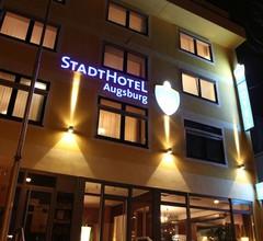 Stadthotel Augsburg 1