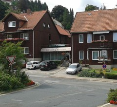 Hotel Pension am Kurmittelhaus 2