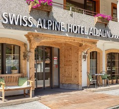 Swiss Alpine Hotel Allalin 1