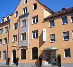 Hotel Augsburg Goldener Falke 1