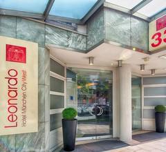 Leonardo Hotel Muenchen City West 2