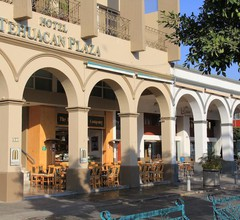 Hotel Tehuacan Plaza 1