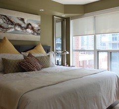 JJ Furnished Apartments Downtown Toronto: King's Luxury Loft 1
