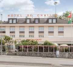 Hotel De Chailly 1