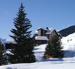 Swiss Chalet-Style Hotel Walliser Spycher 1