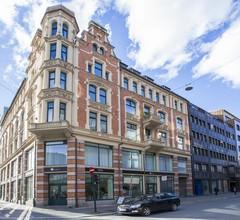 Saga Hotel Oslo Central 1