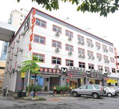 M Design Hotel at Pandan Indah 2