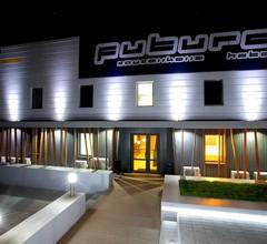 Hotel Futuro Bishkek 1