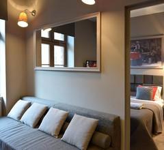 La Gioia Grey Stylish Apartments 2