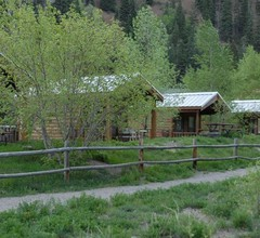 Ouray RV Park and Cabins 1