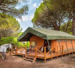 Glamping Jabalina Country tents 1