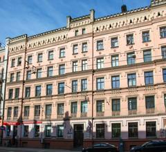 Riga Park Hostel 1