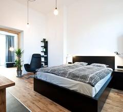 Zentrales & modernes City-Apartment 1