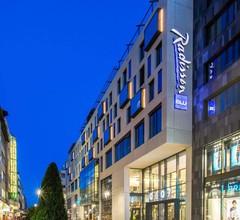 Radisson Blu Hotel, Mannheim 1