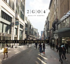 2go4 Quality Hostel Brussels City Center 2