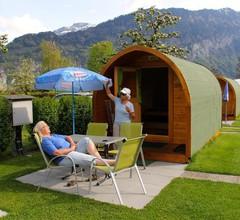 """Lazy Rancho 4"" Panorama Camping Eiger-Mönch-Jungfrau (Unterseen - Interlaken) 2"