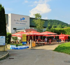 Hotel Restaurant Les Rives du Doubs 2