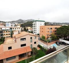 Gemütliche Wohnung für 5 Gäste mit W-lan- Klimaanlage und TV 2