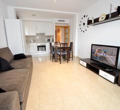 Gemütliche Wohnung für 5 Gäste mit W-lan- Klimaanlage und TV 1