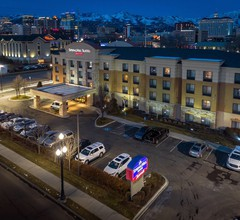 SpringHill Suites by Marriott Salt Lake City Downtown 1