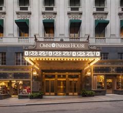 Boston Omni Parker House Hotel 1