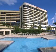 Hilton Miami Airport Blue Lagoon 1