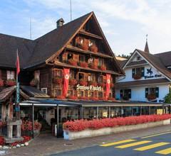 Swiss-Chalet Lodge – Swiss-Chalet Merlischachen 1