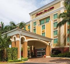 Hampton Inn and Suites Ft. Lauderdale/Miramar-Turnpike 1