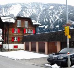 Chalet Scaletta de Castelberg, (Disentis/Mustér). 1018 Ferienwohnung mit Dusche/WC für max. 4 Personen 1