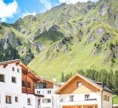 Ferienwohnung Appartements Alouette, (Samnaun-Dorf). Appartements Alouette Nr. 306, 70m2 2