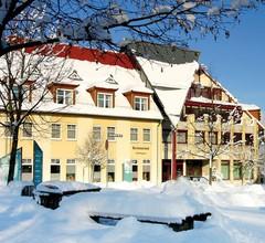 Juniorsuite, Dusche oder Bad, WC - Parkhotel Neustadt 2