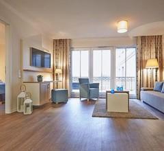 Appartements im Aparthotel Waterkant Suites, Börgerende 2