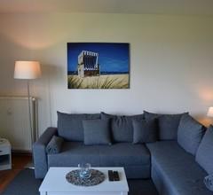 Steiner Strandappartements 2- Raumappartement Lachmöwe Seeseite 2