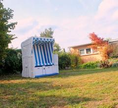 Ferienwohnung in Gartenparadies mit Kamin & Pavillon 2