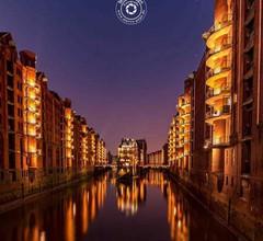 Ferienapartment in Hamburg-norderstedt mit Großer Dachterrasse 2