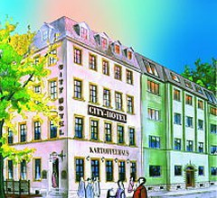 City Hotel Plauen 2