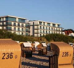 SEETELHOTEL Kaiserstrand Beachhotel 1
