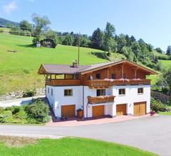 Moderne Ferienwohnung nahe dem Skigebiet in Uttendorf 2