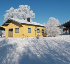 Holzhaus Jennie mit Kamin 1
